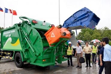 """SAMCO tham gia triển lãm tại hội thảo """"Chất lượng công tác vệ sinh môi ..."""