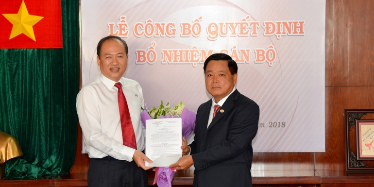SAMCO CORPORATION MAKES APPOINTMENT
