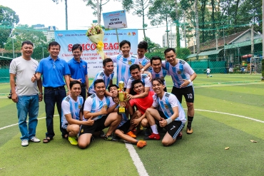 FOOTBALL MATCHES IN CELEBRATION OF ESTABLISHMENT ANNIVERSARY FOR THE CORPORATION