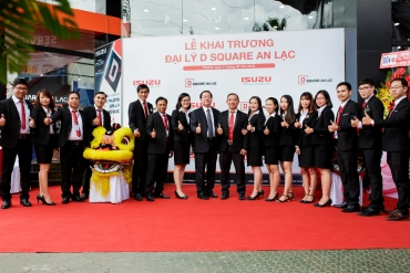 D-SQUARE AN LAC DEALER INAUGURATED IN HCM CITY