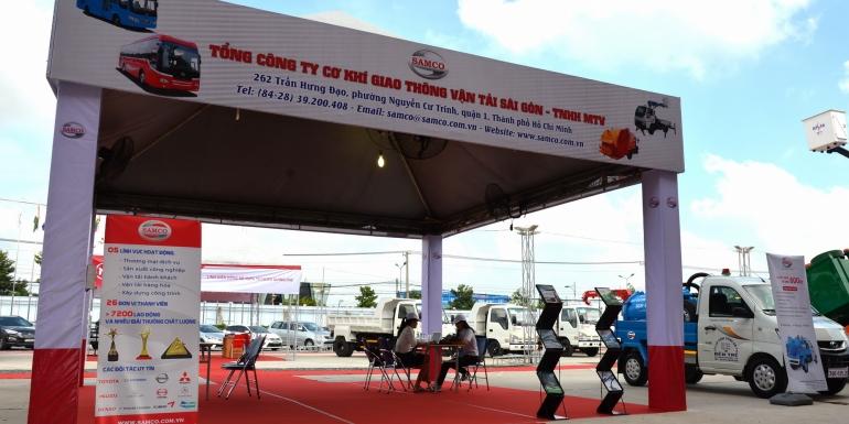 SAMCO tham gia hội nghị Kết nối cung – cầu giữa Thành phố Hồ Chí Minh với các tỉnh, thành năm 2018