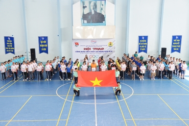 SAMCO HOLDS SPORTS CONTEST 2018 FOR ITS STAFF