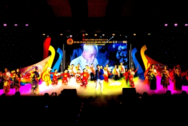 SAMCO's participation in 2018 theatrical performance by HCM City's corporate staffs