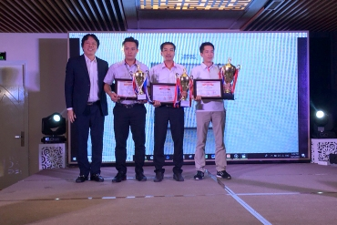INDUSTRIAL AND MOTOR SERVICE ENTERPRISE AS WINNER OF MITSUBISHI NATIONAL SKILLS CONTEST 2018