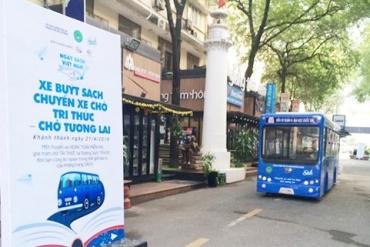 SAMCO tài trợ mô hình xe buýt thư viện: Xe buýt sách, chuyến xe chở tri thức cho ...
