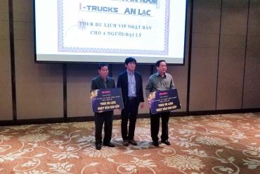 Isuzu An Lạc đạt giải Đại lý Xuất sắc nhất khu vực Miền Nam  và Top 2 toàn ...