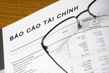 Báo cáo tài chính quý 3 năm 2017 (Công ty mẹ)