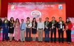 SAMCO nhận giải thưởng Thương hiệu Việt được yêu thích nhất năm 2016