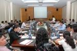 BCH Đảng bộ Tổng công ty họp sơ kết 6 tháng đầu năm 2009