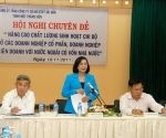 Đảng ủy SAMCO tổ chức hội nghị về nâng cao chất lượng sinh hoạt chi bộ