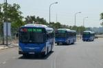 TP Hồ Chí Minh đưa vào hoạt động thêm 20 xe buýt CNG