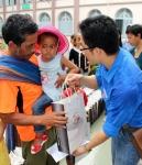 SAMCO thăm và tặng quà các bệnh nhi tại Bệnh viện Nhi đồng 2