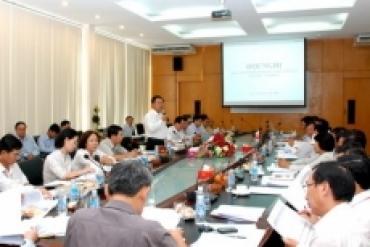 Hội nghị Ban chấp hành Đảng bộ Tổng công ty SAMCO lần thứ 22 (Khóa I)