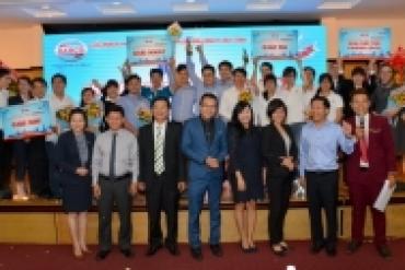 SAMCO tổ chức hoạt động chào mừng 12 năm ngày thành lập Tổng Công ty