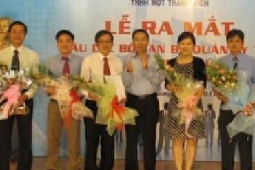 SAMCO thành lập Câu lạc bộ cán bộ quản lý trẻ