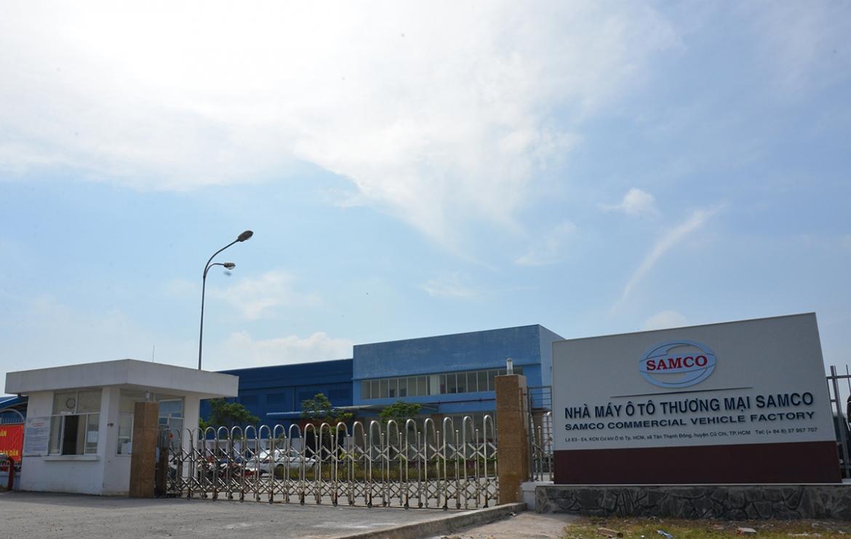 Xí nghiệp ô tô thương mại SAMCO (SCV)