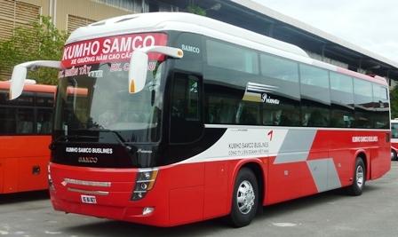 Công ty TNHH Vận Tải Kumho Samco Buslines