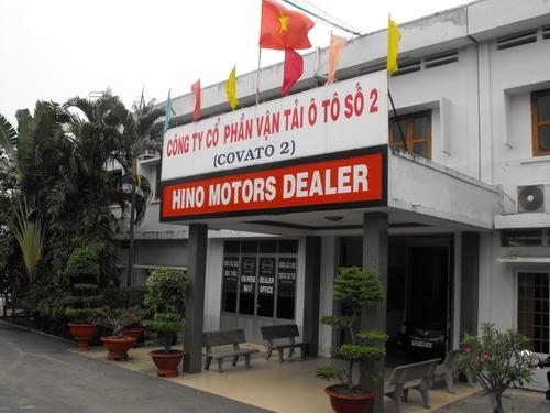Công ty Cổ phần Vận tải ôtô số 2 (COVATO 2)